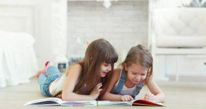 Les enfants sont naturellement portés à découvrir le monde et la lecture.